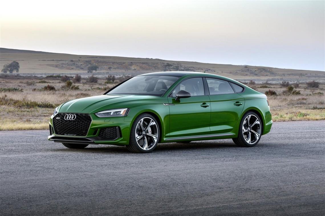 Audi RS-5 Sportback Statica