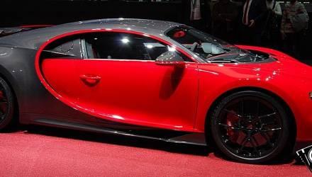 Bugatti Chiron Sport GIMS