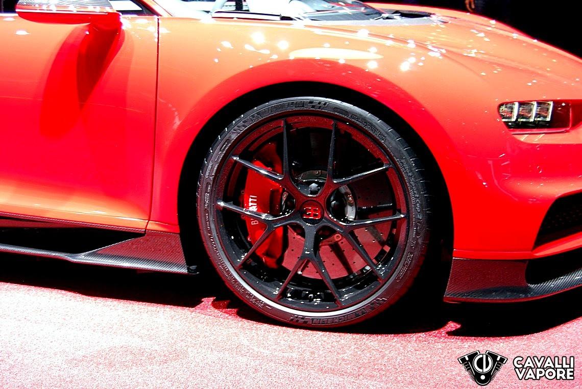 Bugatti Chiron Sport GIMS Ruota