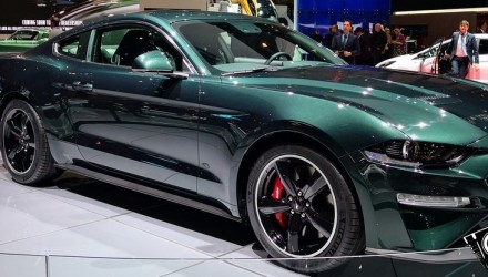 Ford Mustang Bullitt Limited Edition GIMS
