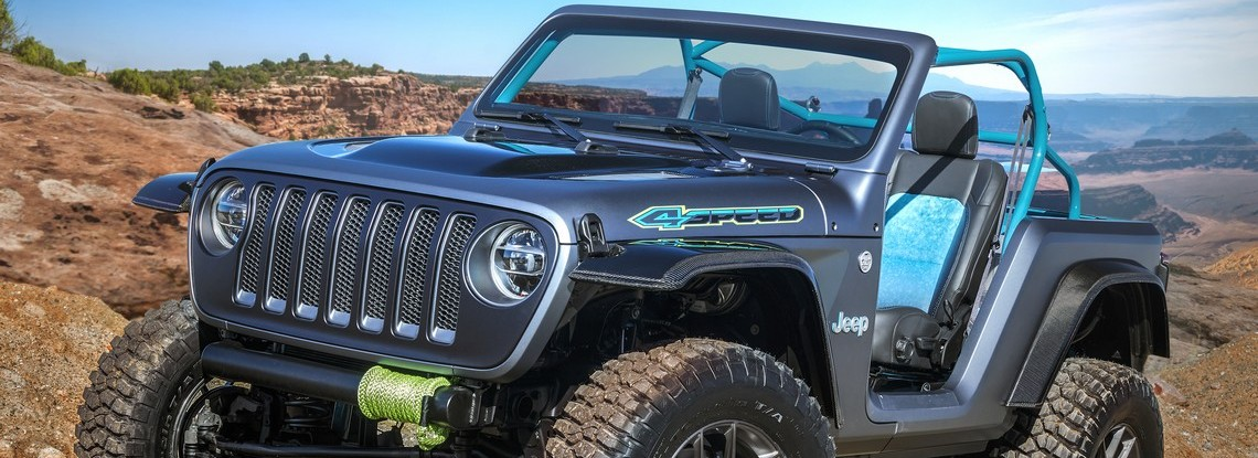 Jeep Moab Easter Jeep Safari