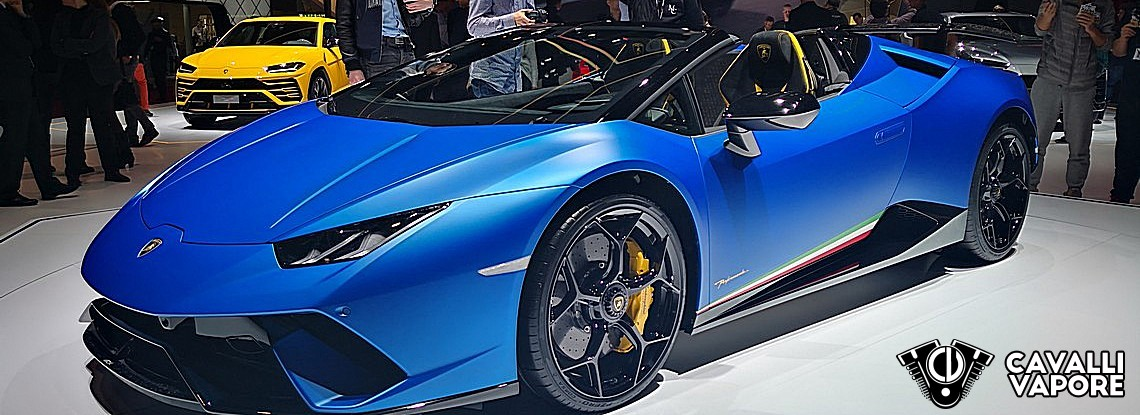 Huracan Performante Spider