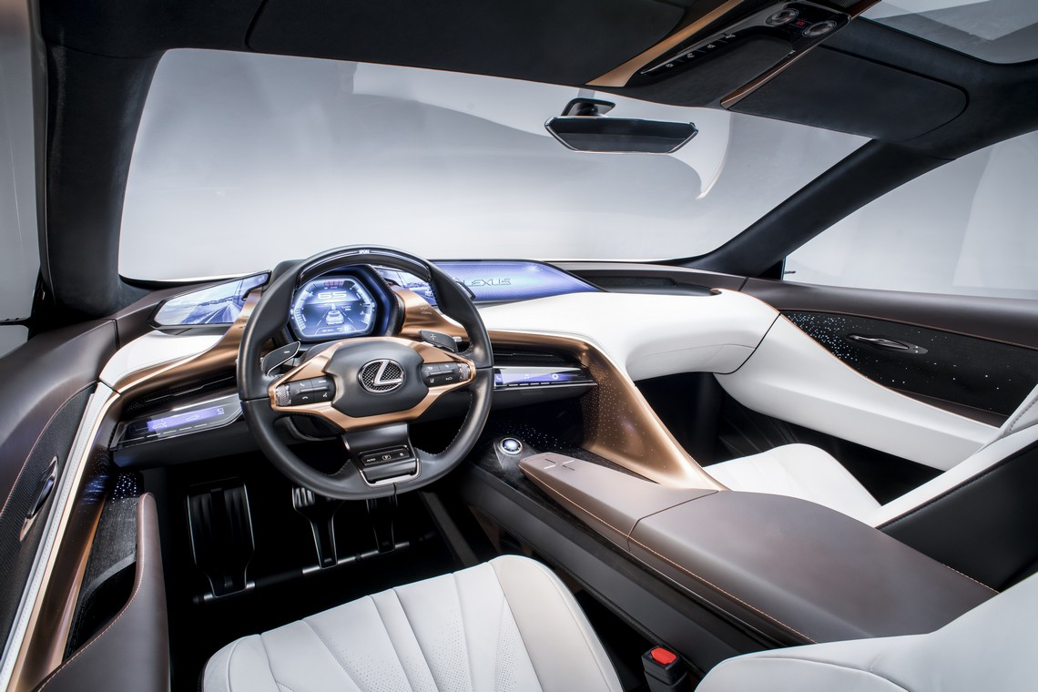 Lexus-LF-1 Limitless Concept Cockpit