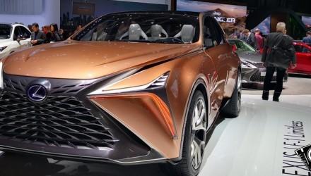 Lexus-LF-1 Limitless Concept GIMS 2018