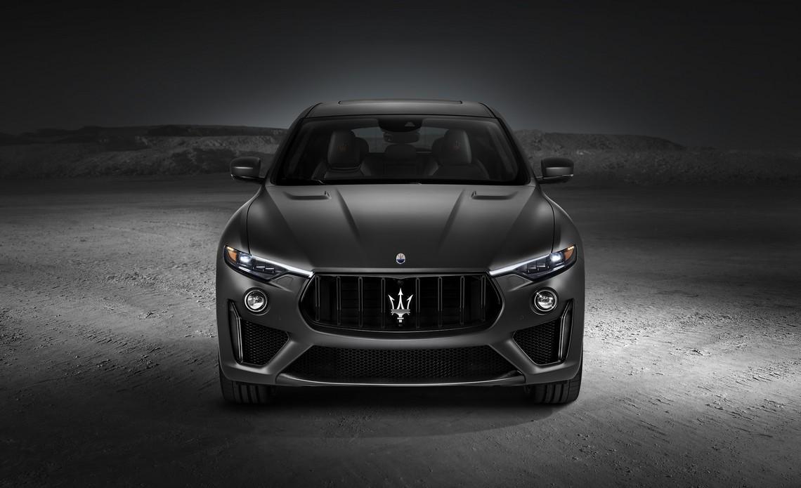 Maserati Levante Trofeo Davanti