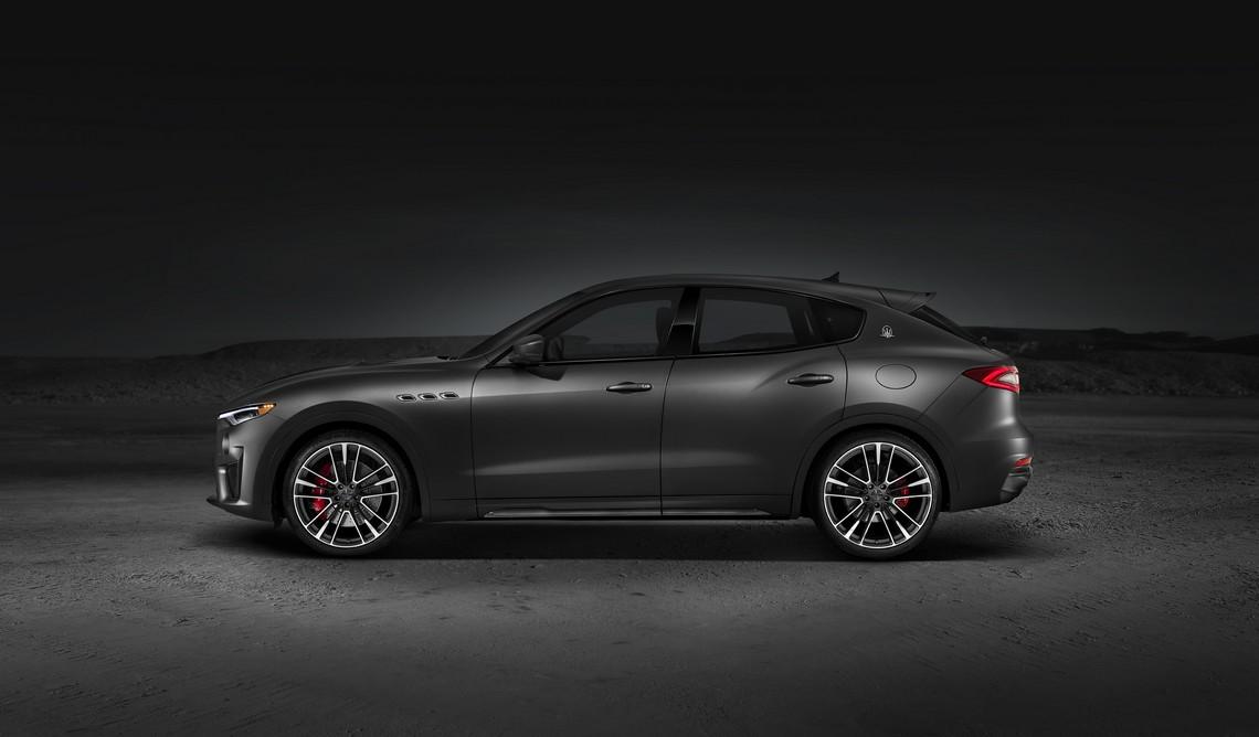 Maserati Levante Trofeo Lato