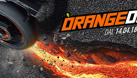 Orange Days 2018 KTM