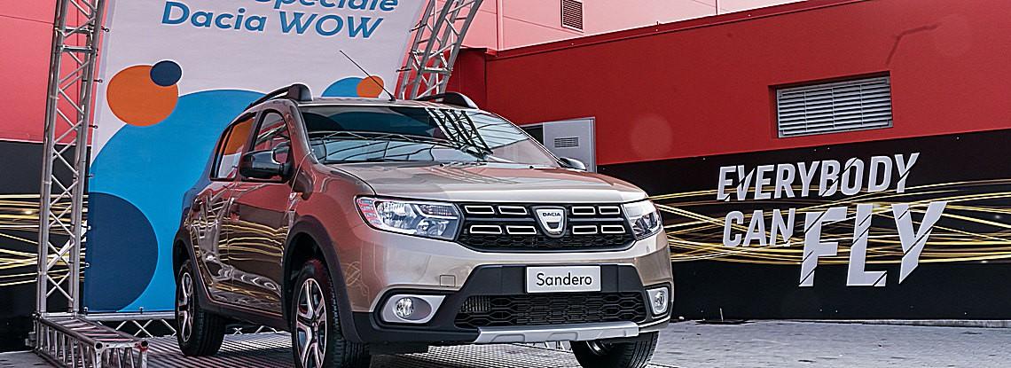 Serie Speciale Dacia WOW