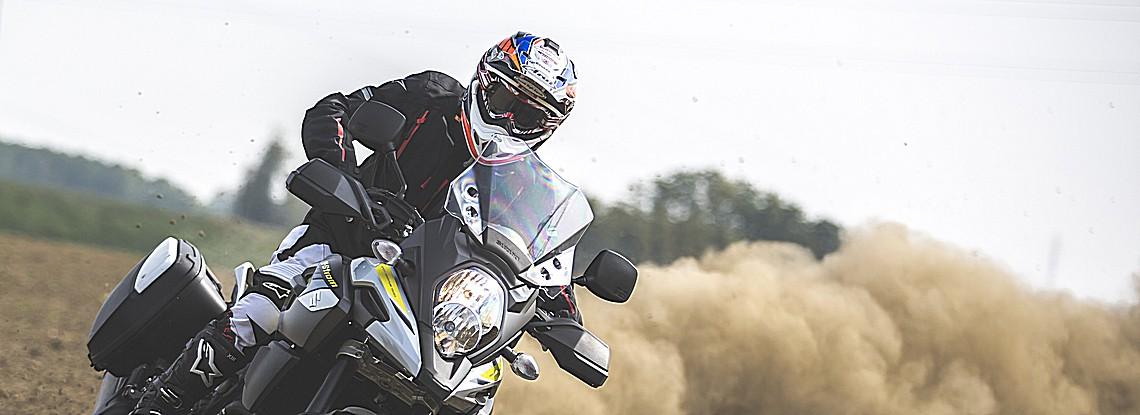Suzuki V-Strom Academy 2018
