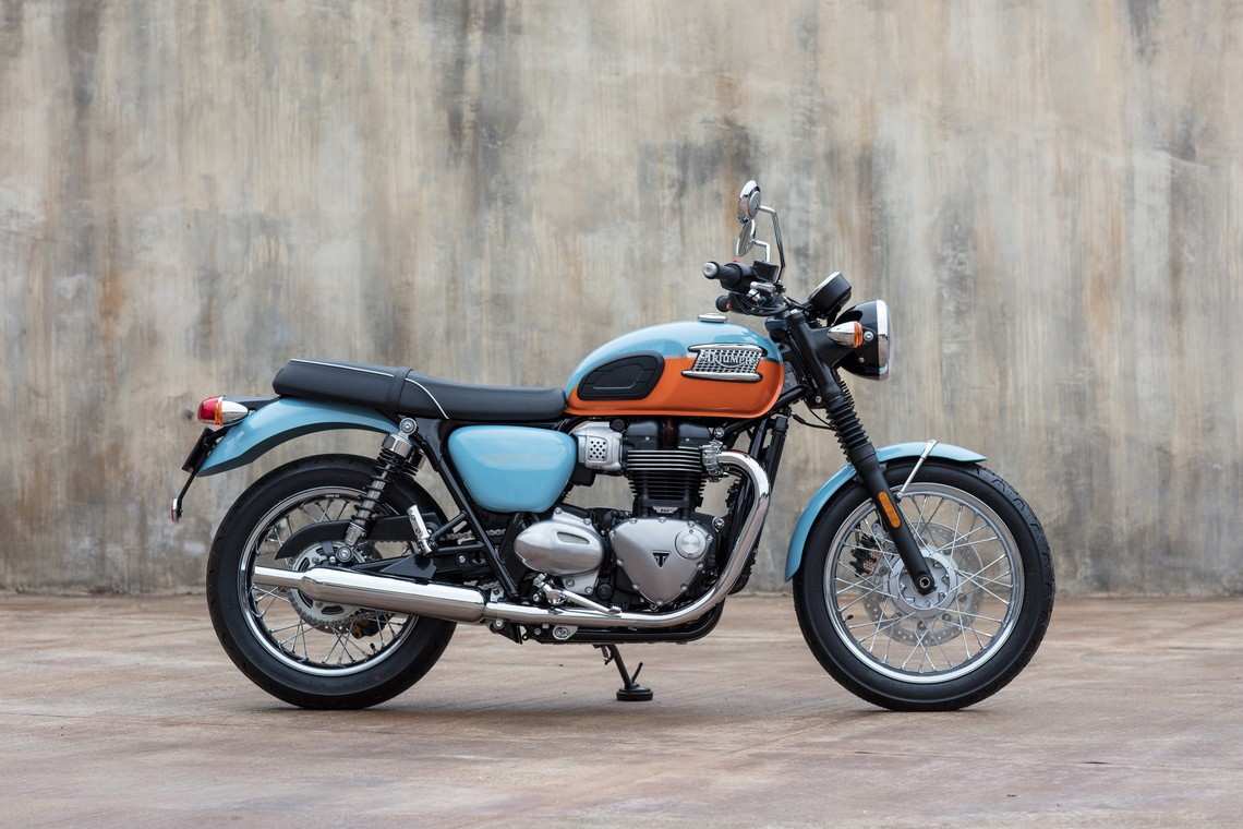 Triumph Bonneville T100 SPIRIT OF 59 by KAOS Design