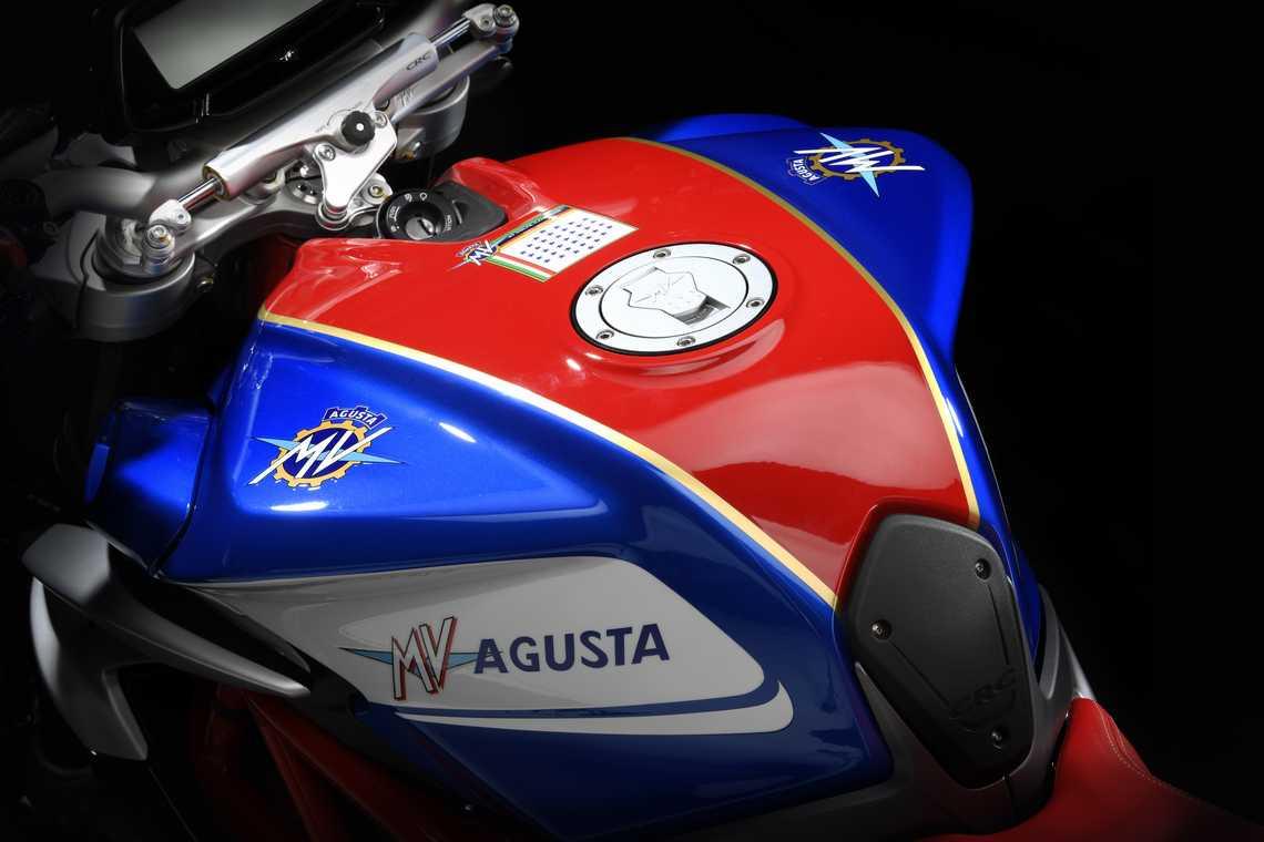 MV Agusta Brutale 800 RR America Serbatoio