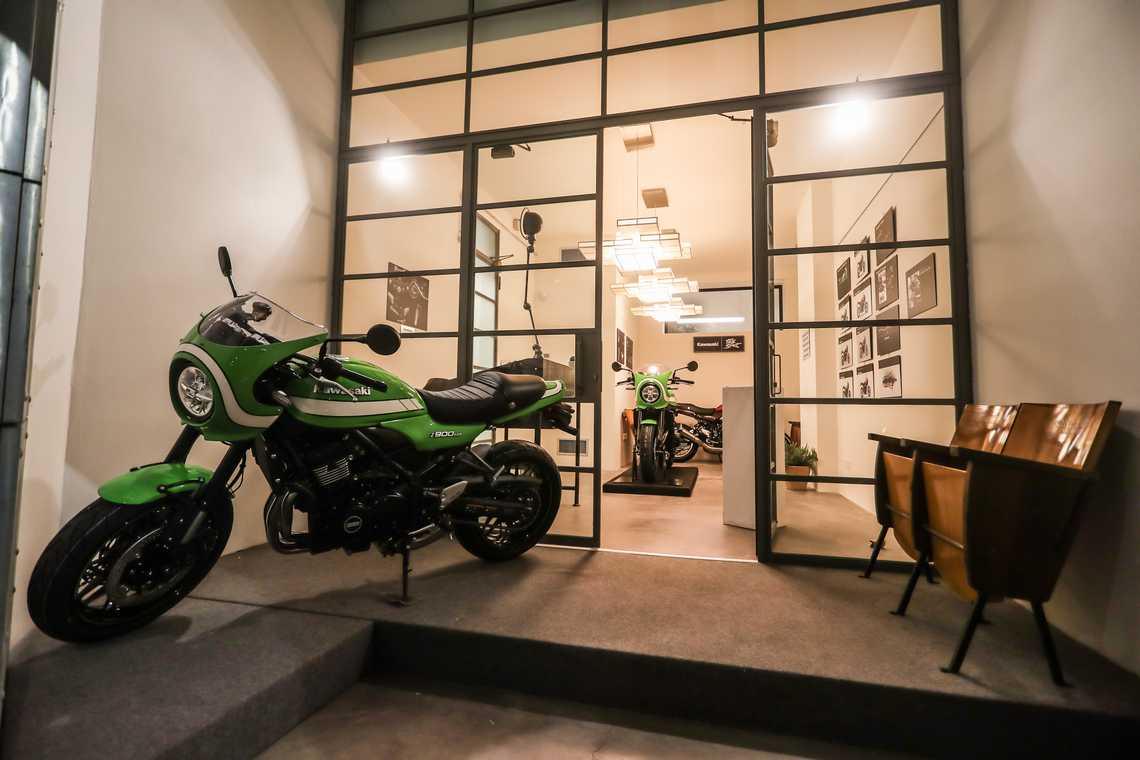 Kawasaki True Spirit Studio 1
