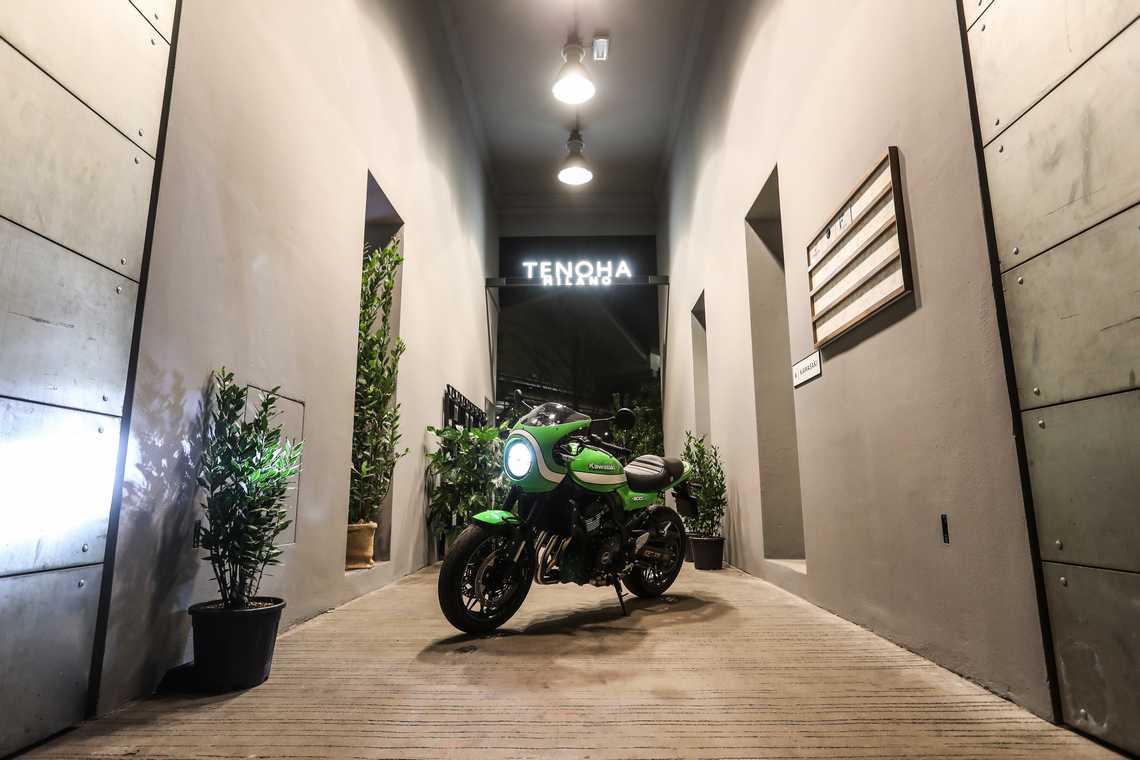 Kawasaki True Spirit Studio 7