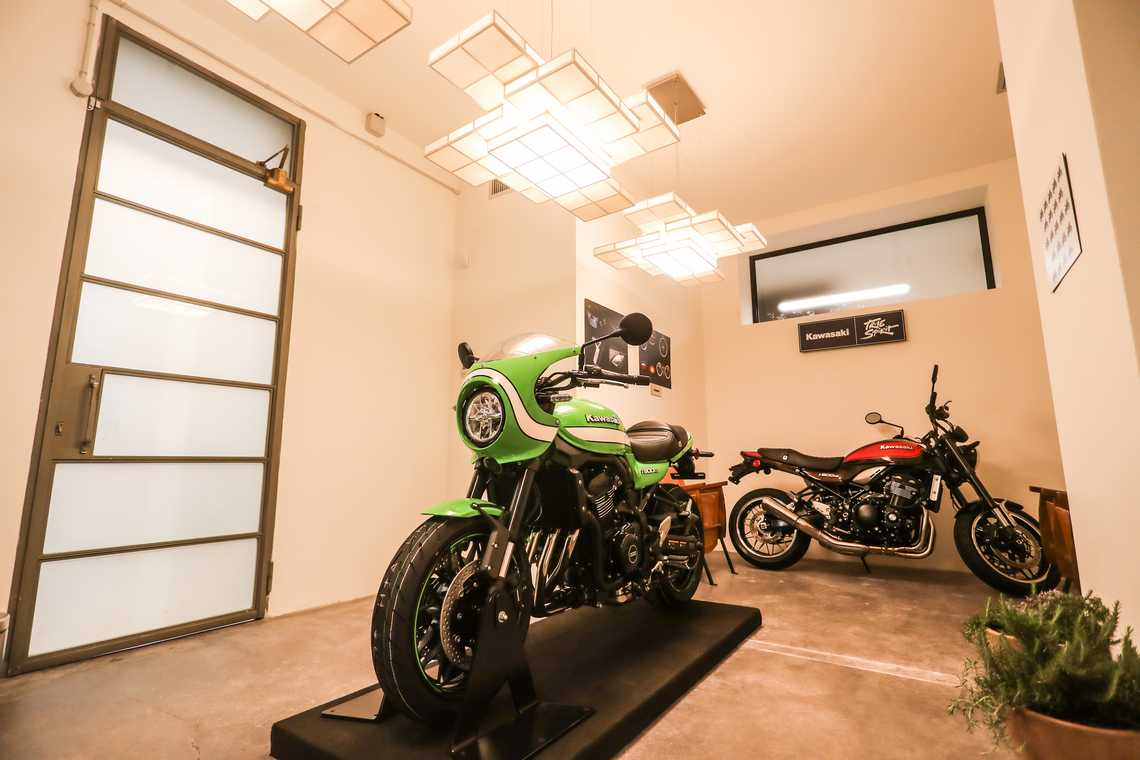 Kawasaki True Spirit Studio 3