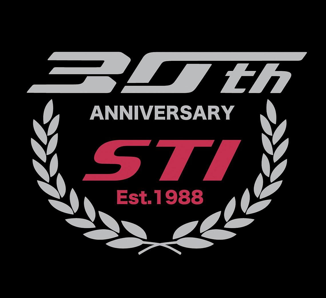Logo 30 Anni STI