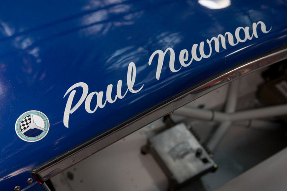 Paul Newman Race Car