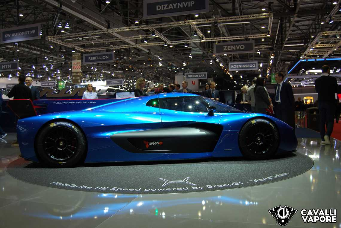 Pininfarina H2 Speed Lato