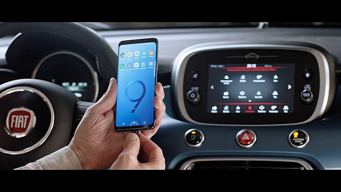 Samsung S9 Fiat