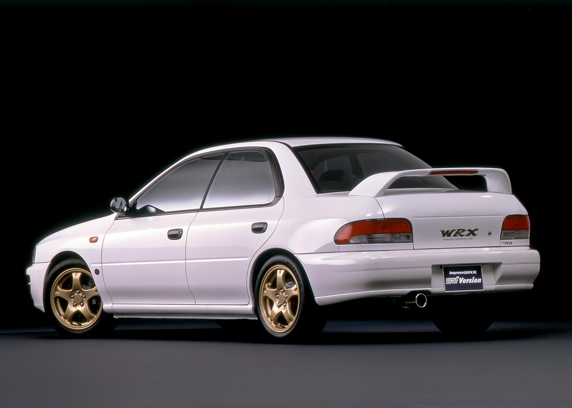 Subaru Impreza STI Version 3