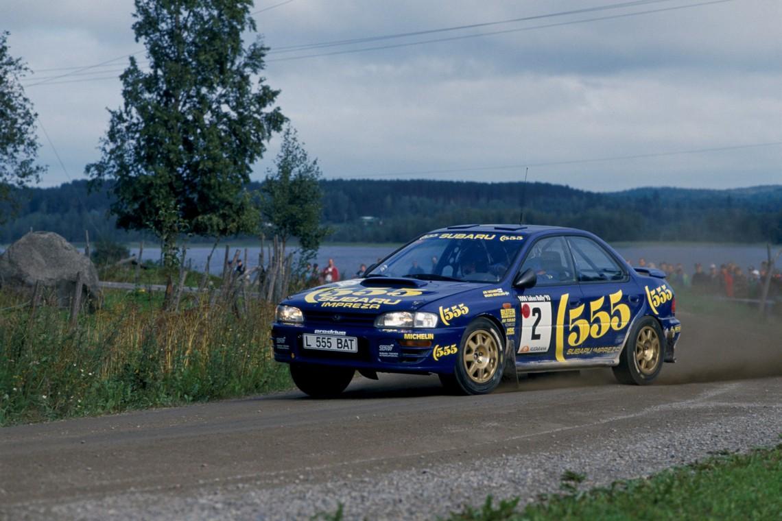 Subaru WRC 1993