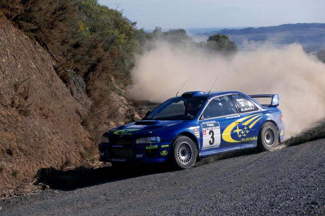 Subaru WRC 2000