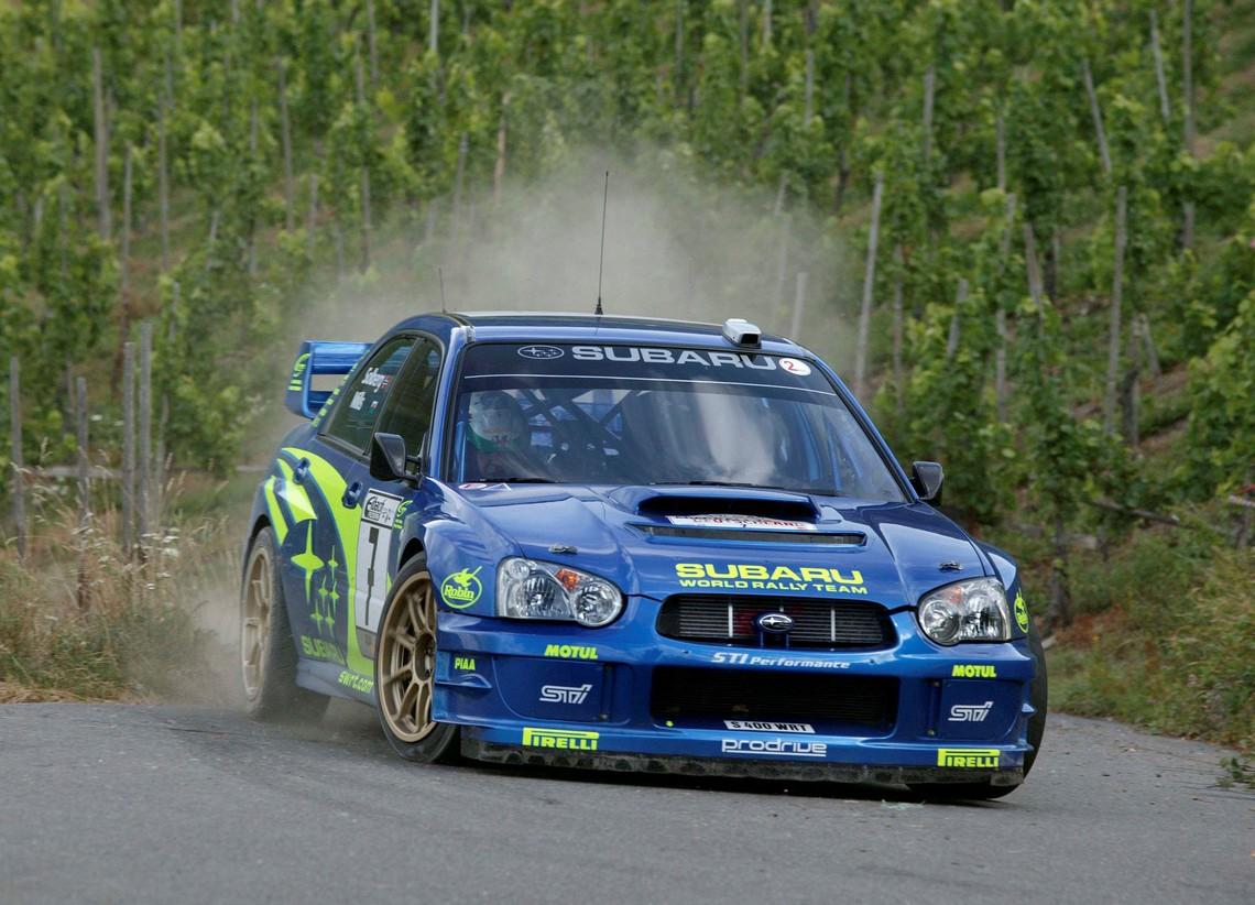 Subaru WRC 2003