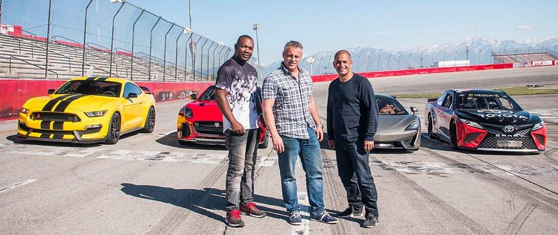 Top Gear 2018