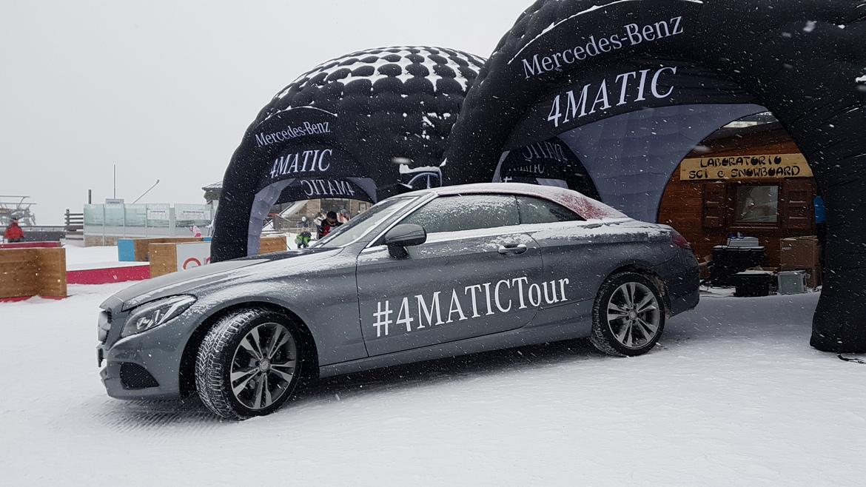 4MATIC Tour Cabrio