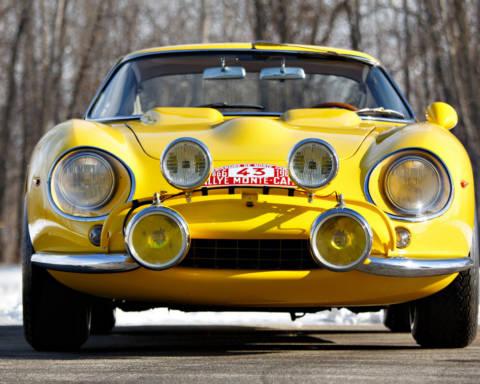 Ferrari 275 GTB Monte Carlo 1964 Fronte