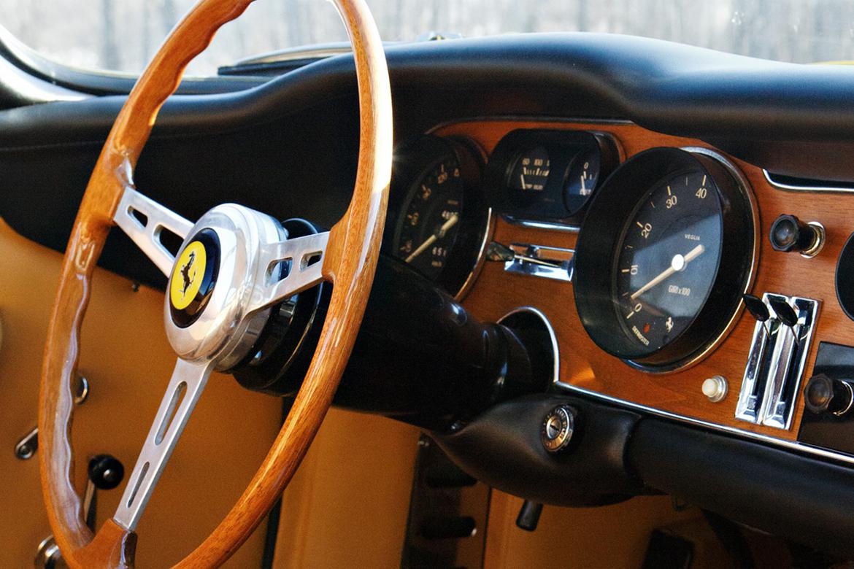 Ferrari 275 GTB Monte Carlo 1964 Interni