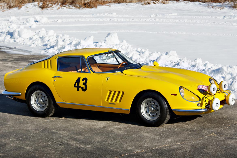 Ferrari 275 GTB Monte Carlo 1964