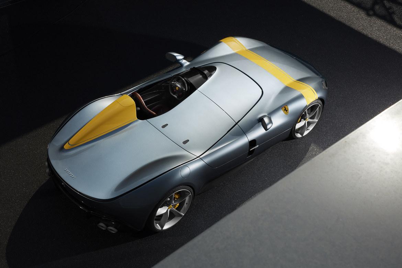 Ferrari Monza SP1 Alto