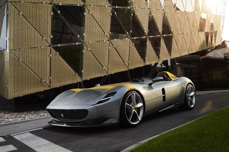 Ferrari Monza SP1 Tre Quarti