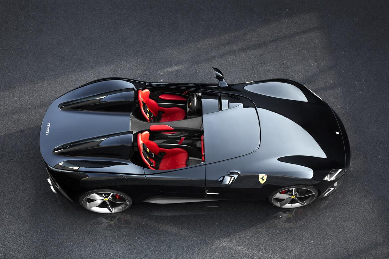 Ferrari Monza SP2 Alto