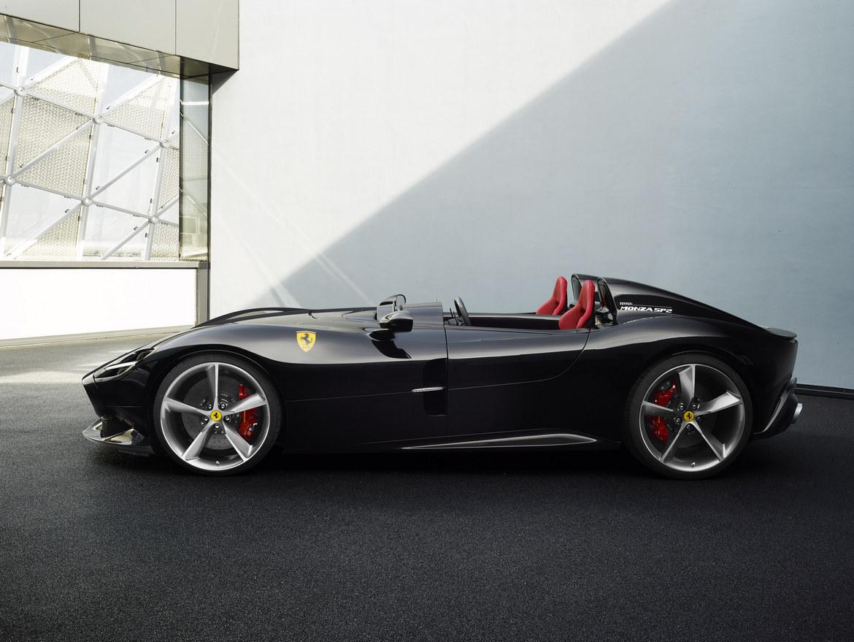 Ferrari Monza SP2 Lato