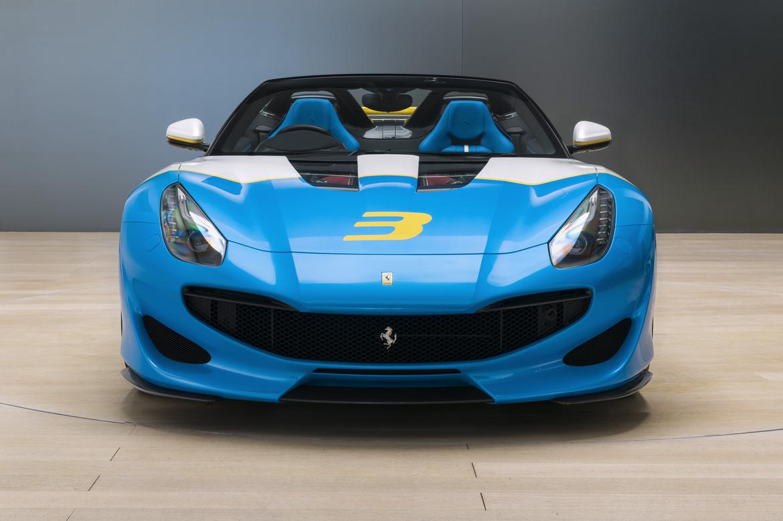 Ferrari SP3JC Davanti