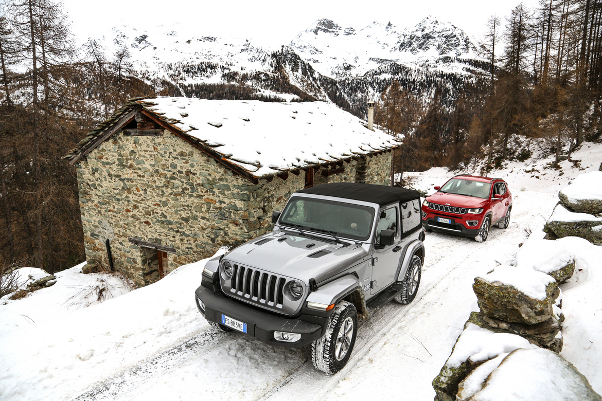 JEEP® WINTER EXPERIENCE Strada