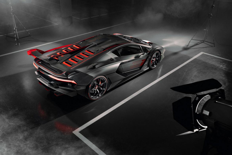 Lamborghini SC18 Alston Alto