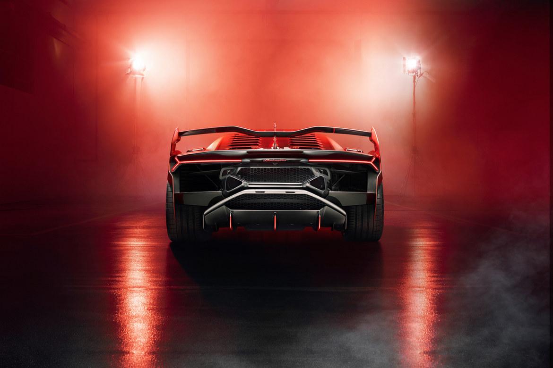 Lamborghini SC18 Alston Dietro