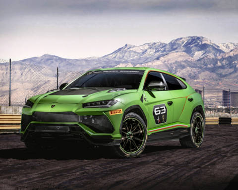 Lamborghini Urus ST-X Concept