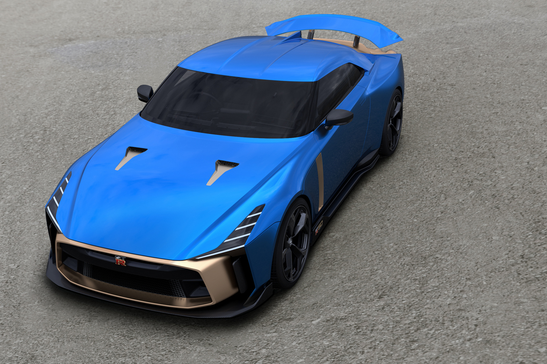 Nissan GT-R50 Italdesign Alto