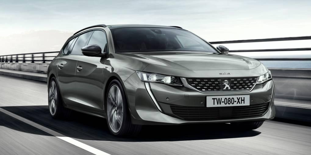 Nuova Peugeot 508SW