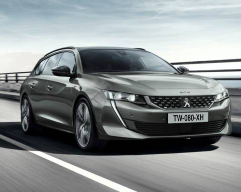 Nuova Peugeot 508SW