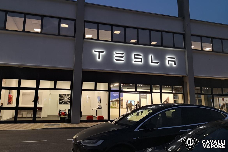 Tesla Model S 100D Concessionario Milano