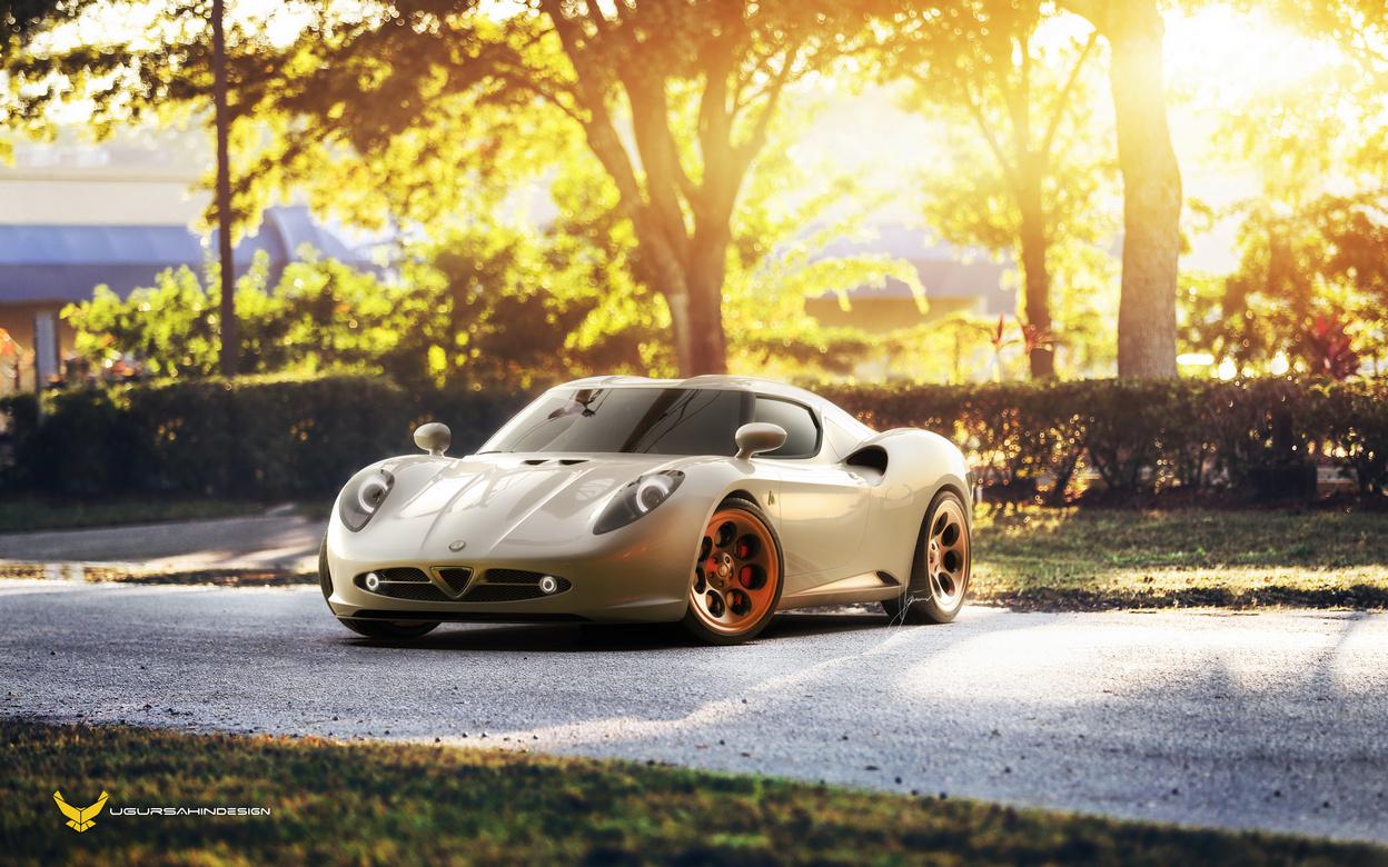 Alfa Romeo Nivola 2019 by Ugur Sahin Design Tre Quarti