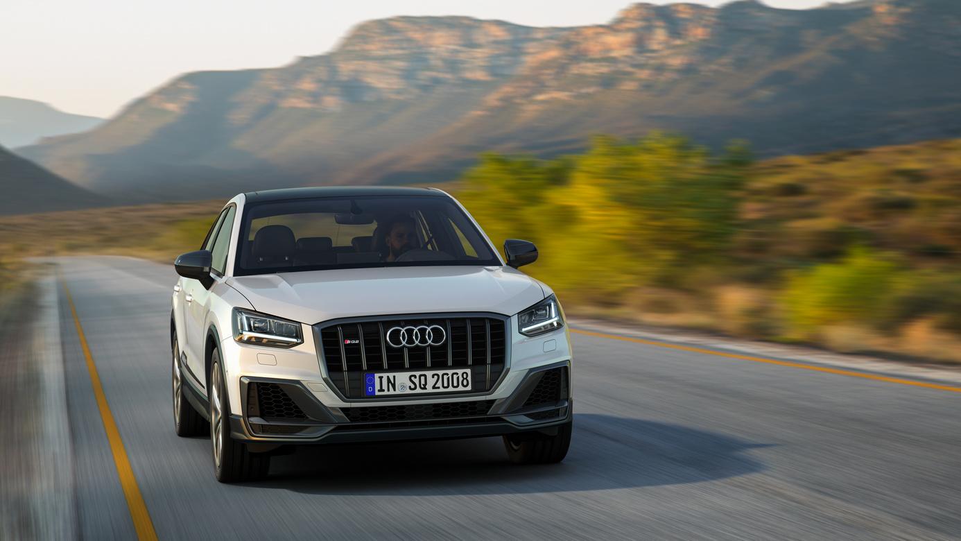 Audi QS2 Dinamica