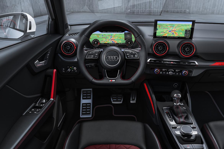 Audi QS2 Interni