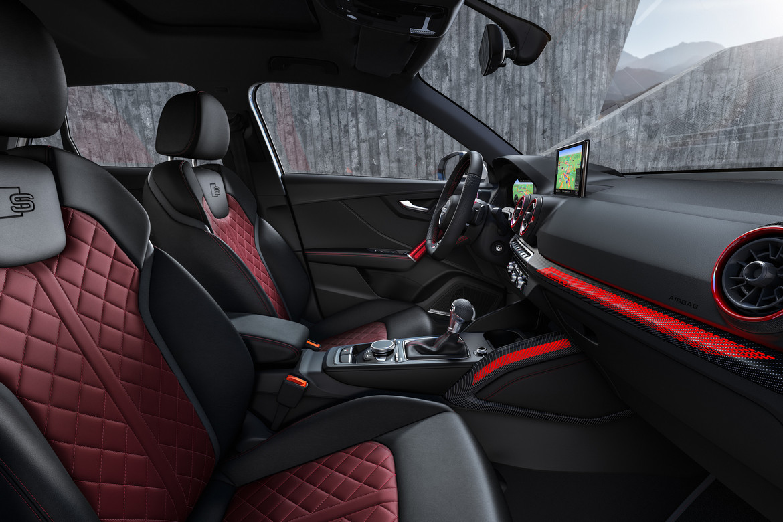 Audi QS2 Sedili
