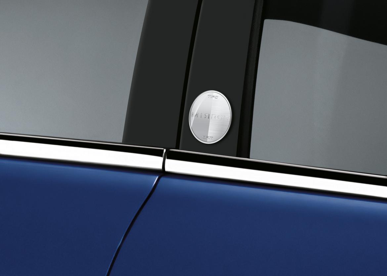 Fiat Tipo Mirror Badge