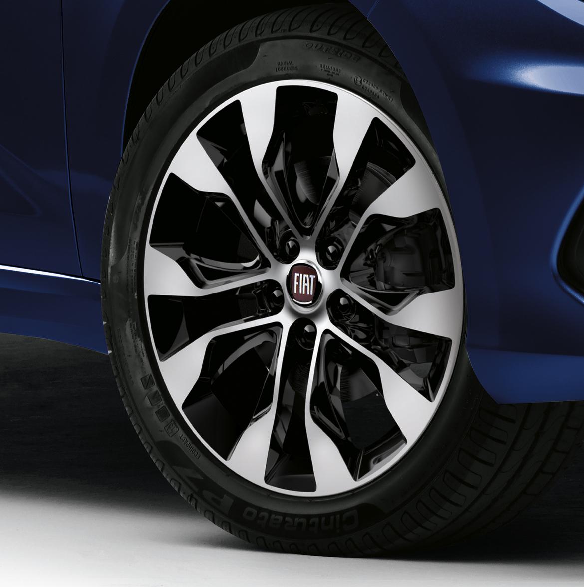 Fiat Tipo Mirror Cerchi in Lega